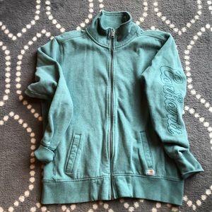 (Carharrt) Zip Sweatshirt
